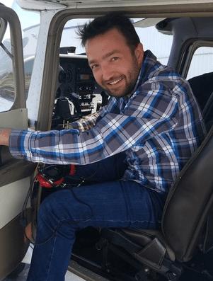 Sinan in a plane